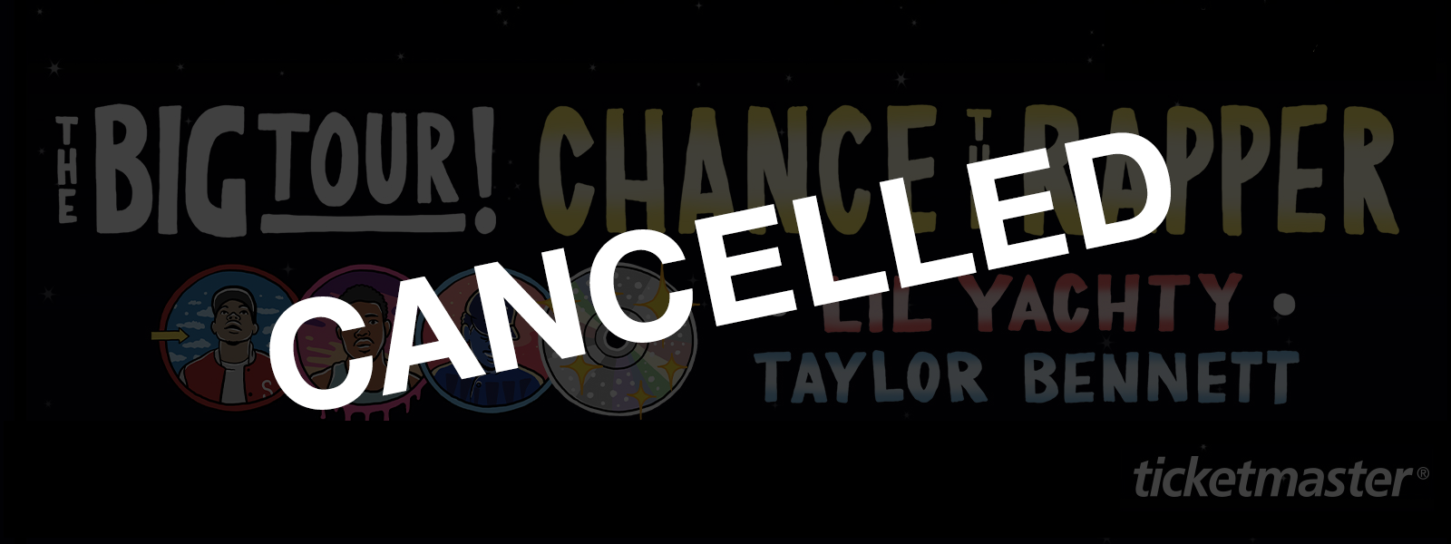Chance The Rapper (CANCELLED)