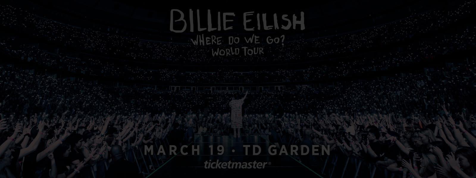 Billie Eilish - Postponed