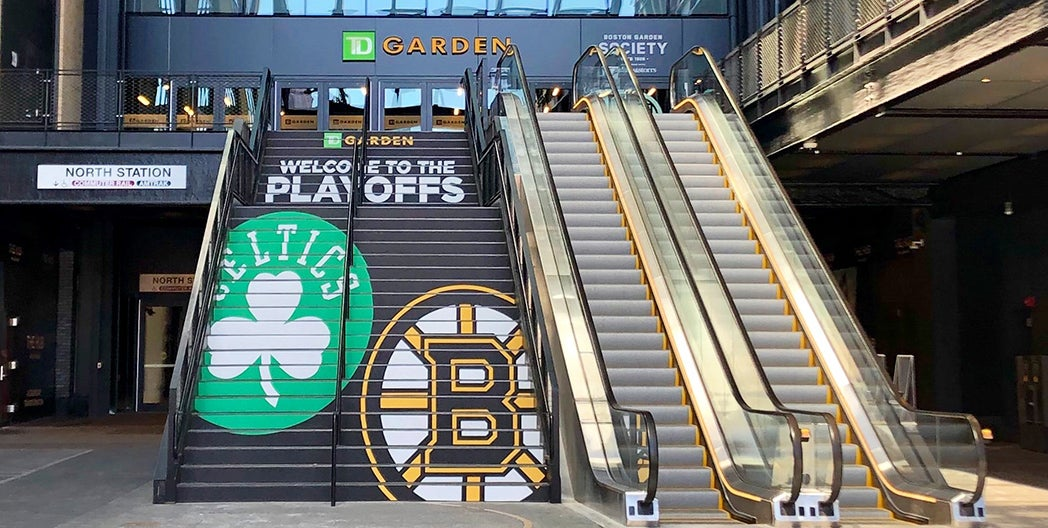 TD GARDEN ANNOUNCES NEW PLAYOFF ACTIVATIONS FOR RD. 3