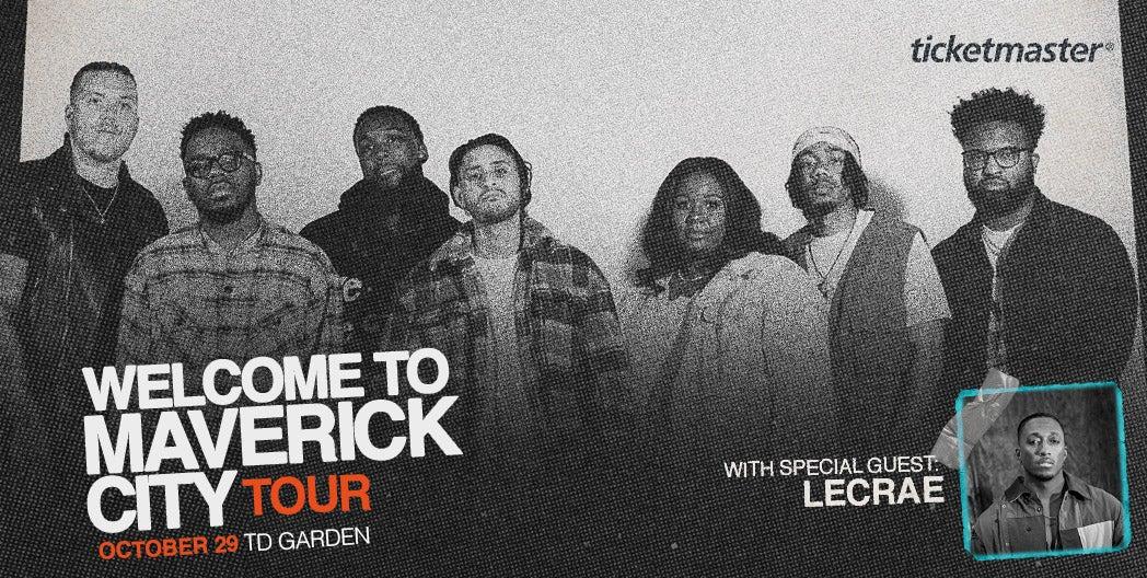 More Info for Welcome To Maverick City Tour