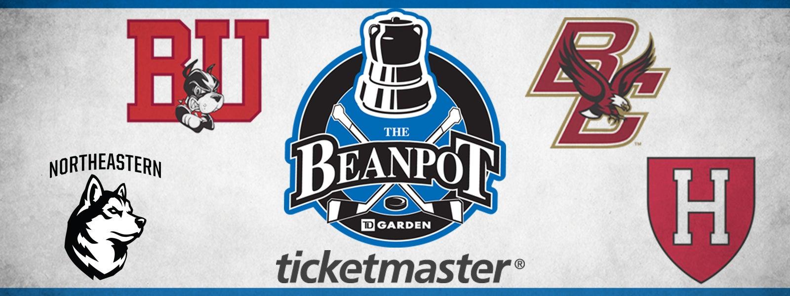 The Beanpot | TD Garden