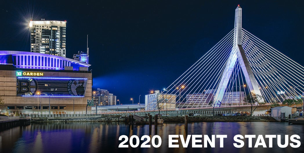 2020 EVENTS | STATUS