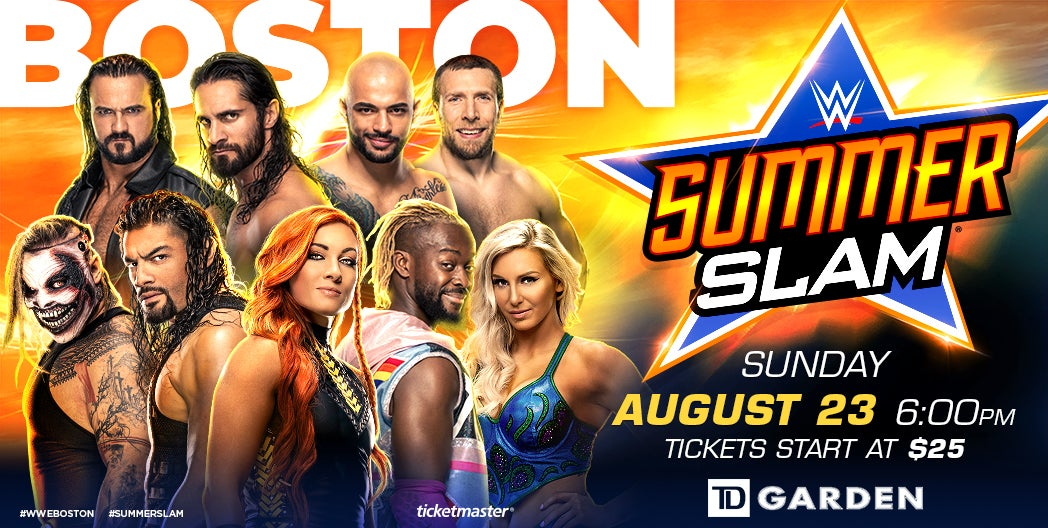 More Info for WWE Summerslam