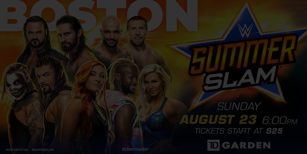 More Info for WWE SummerSlam / Friday Night Smackdown - Canceled