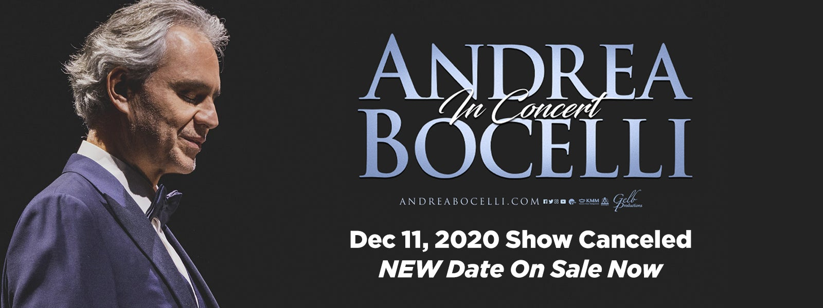 Andrea Bocelli - Canceled
