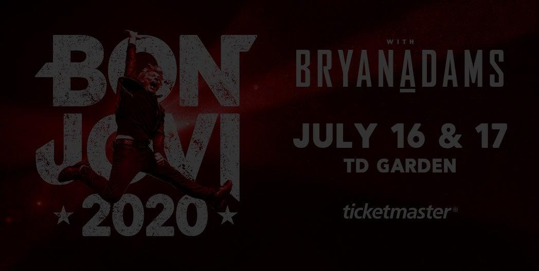 More Info for Bon Jovi - Canceled
