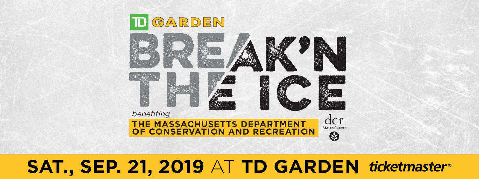 Break'N the Ice Fundraiser