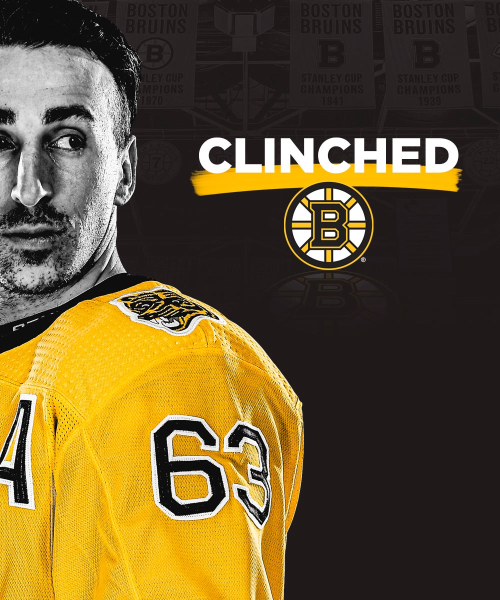 BRUINS ANNOUNCE INDIVIDUAL TICKET INFORMATION FOR THE 2021 BOSTON BRUINS PLAYOFFS