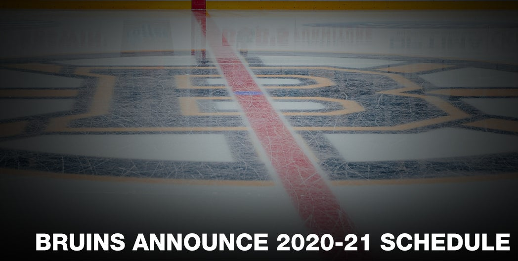 More Info for Bruins Announce 2020-21 Schedule