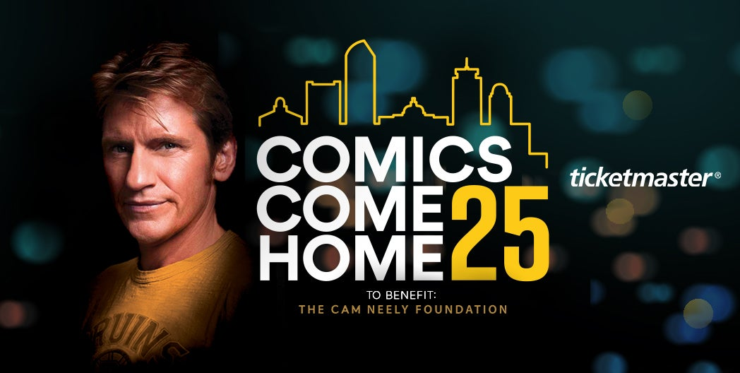 More Info for Comics Come Home