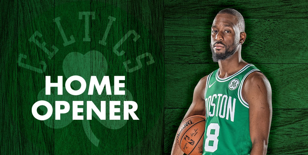 More Info for Home Opener: Celtics vs. Raptors