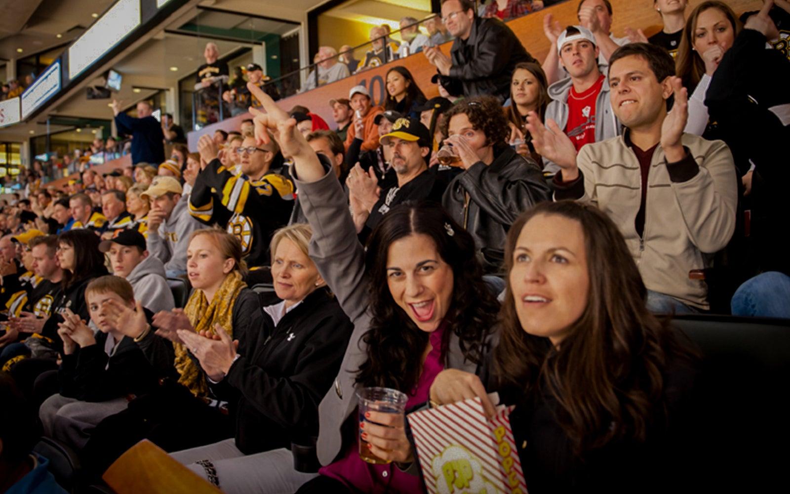 Club Seats fans image