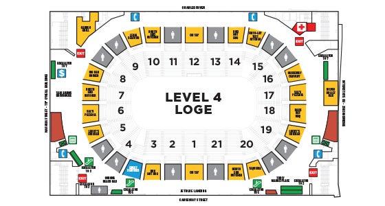 Level 4 Main Concourse