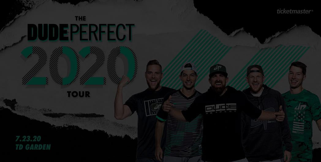 More Info for Dude Perfect - Postponed