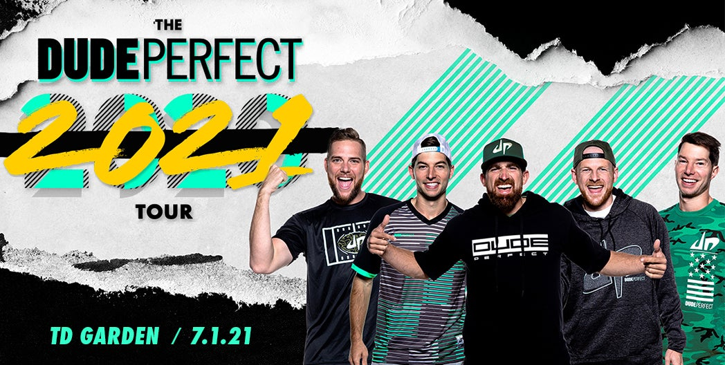 More Info for Dude Perfect - Rescheduled