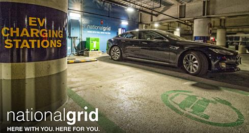 EV Parking Spot