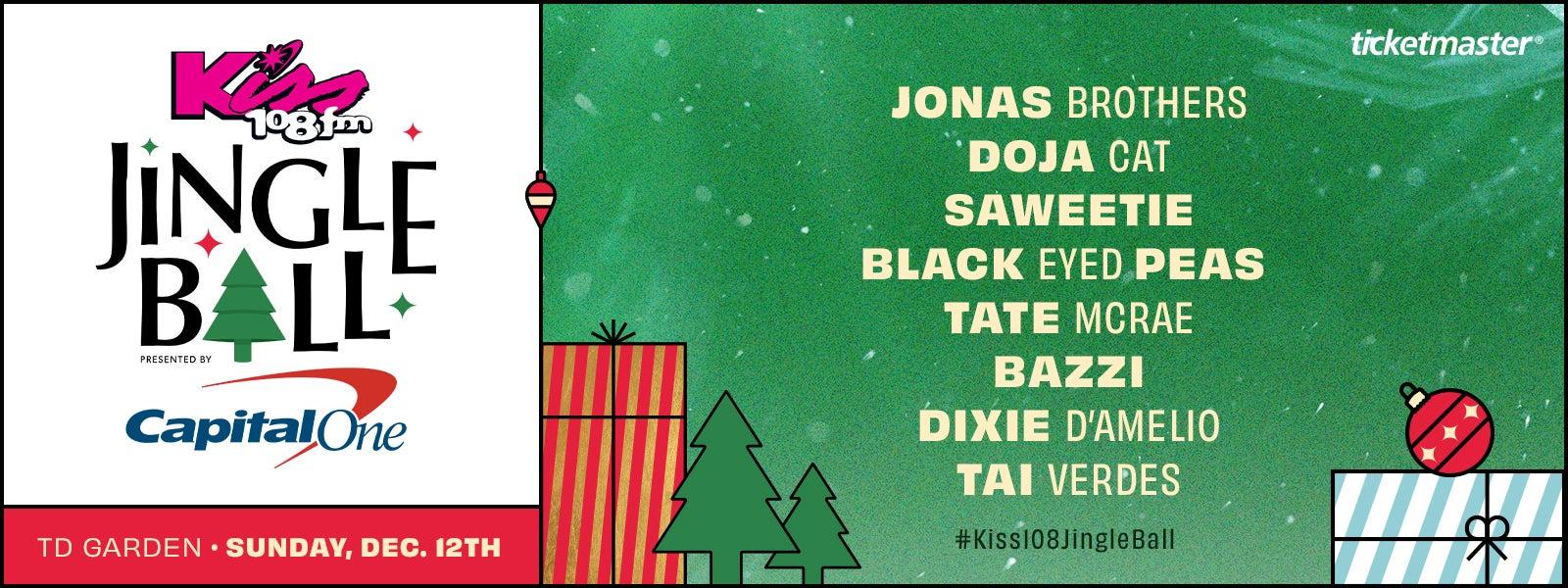 Kiss 108 Jingle Ball