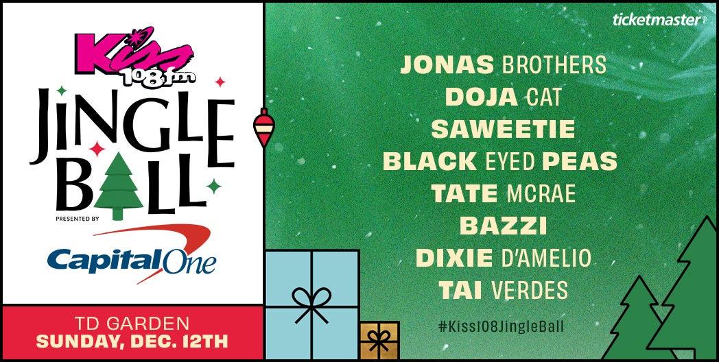 More Info for Kiss 108 Jingle Ball