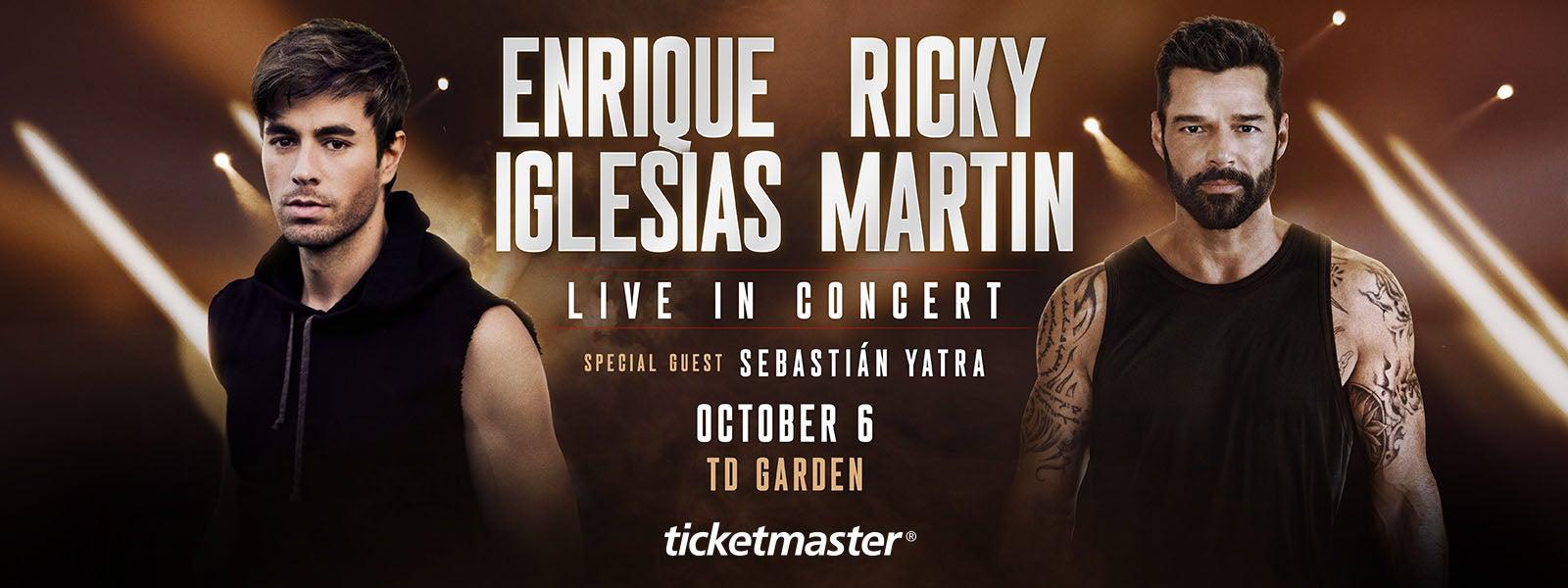 Enrique Iglesias & Ricky Martin