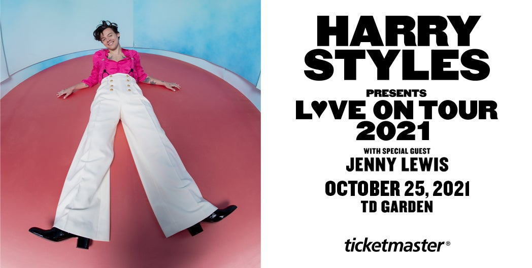 More Info for Harry Styles - Rescheduled