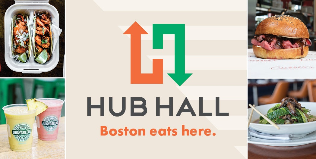 HUB HALL AT THE HUB ON CAUSEWAY IS NOW OPEN