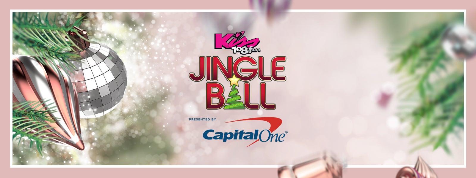 KISS 108's Jingle Ball