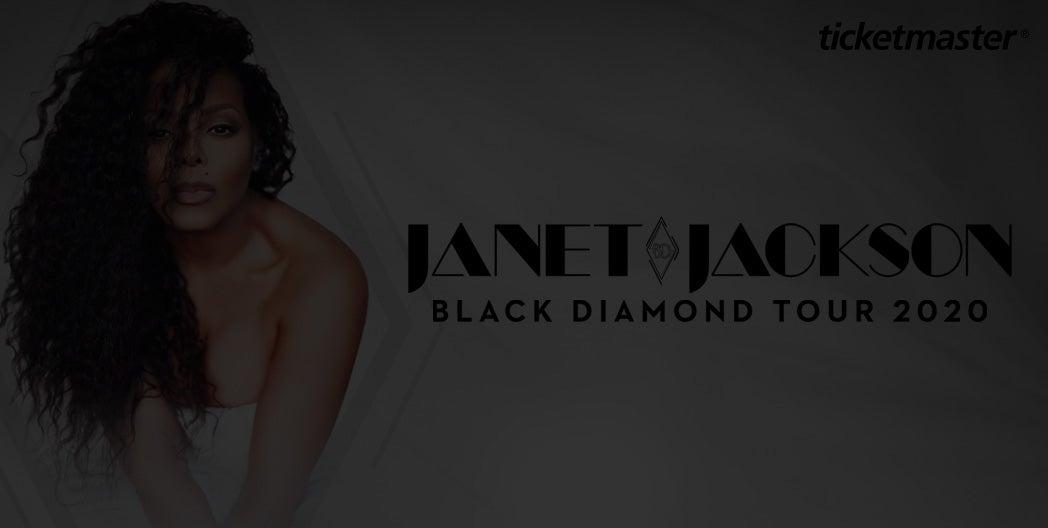 More Info for Janet Jackson - Postponed
