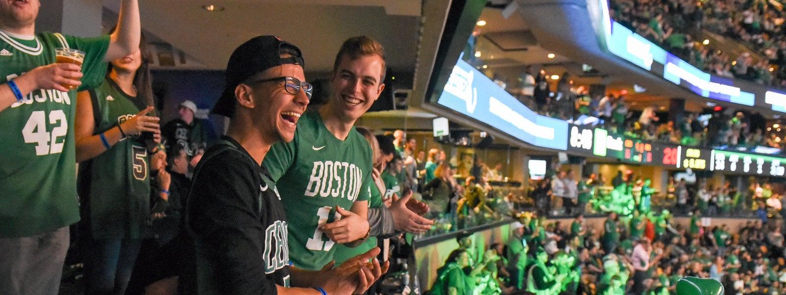 Celtics Suite Rentals   TD Garden