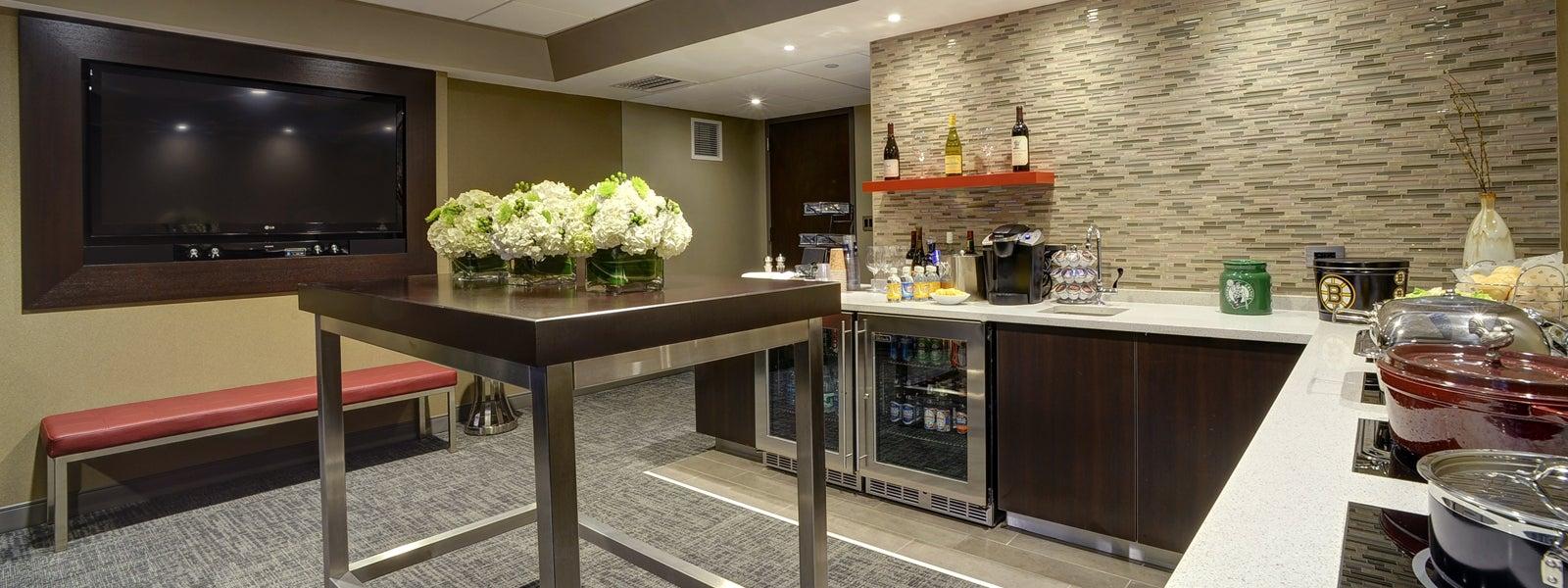 Suite Rentals | TD Garden
