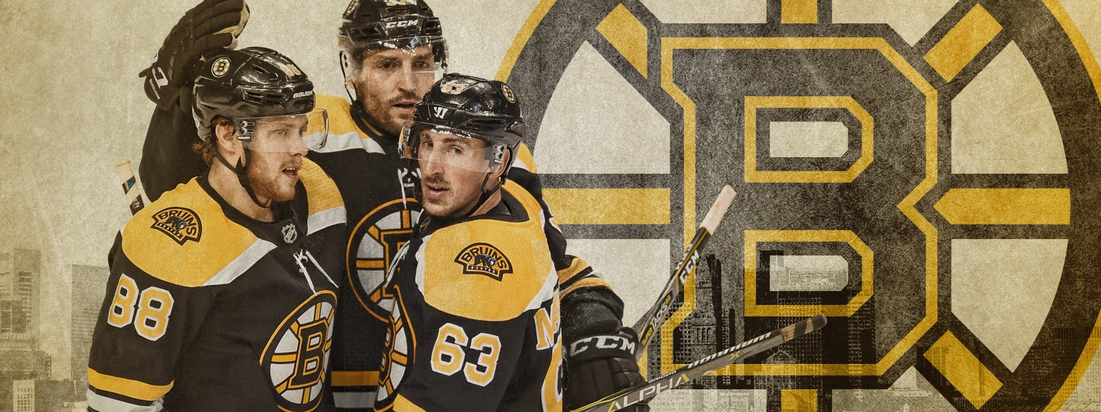 Bruins vs. Wild
