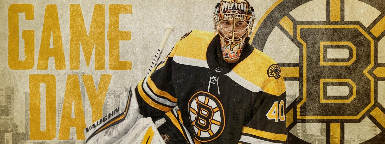 Bruins vs. Oilers