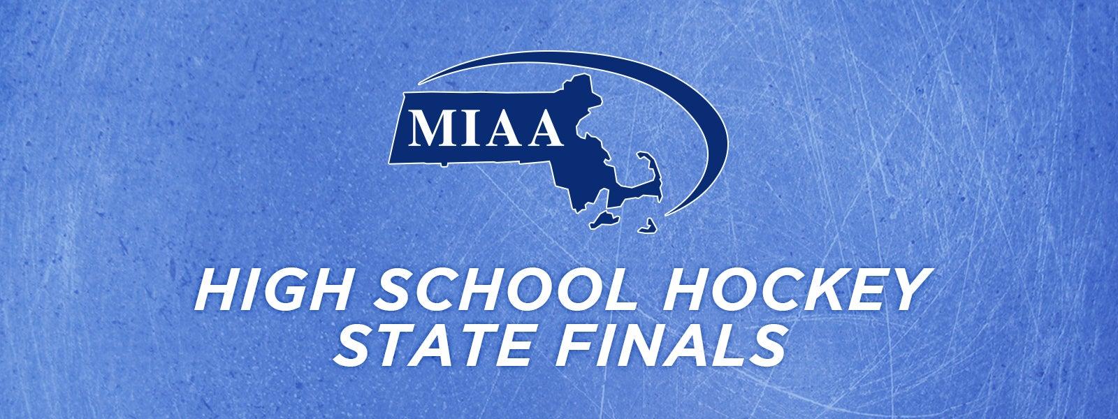 MIAA State Hockey Finals
