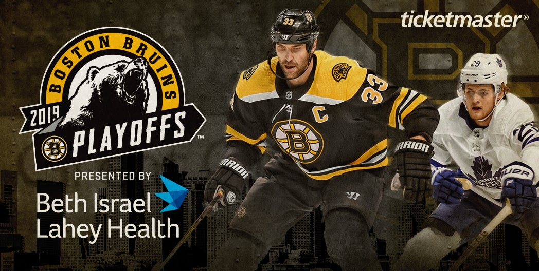 More Info for 2019 Stanley Cup Playoffs: Bruins vs. Maple Leafs | Home Game 4