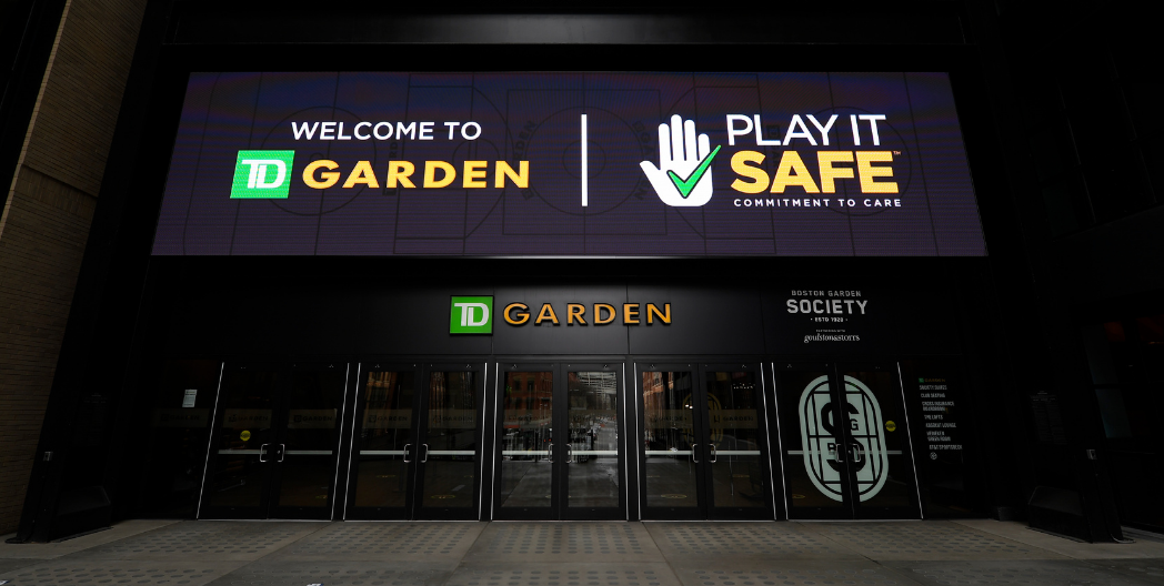 TD Garden Re-Opening Updates