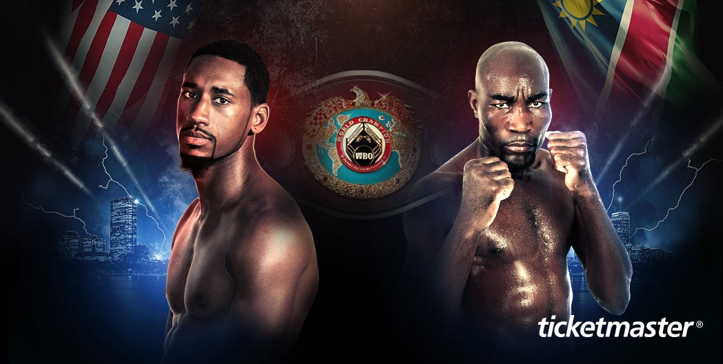 More Info for Matchroom Boxing USA