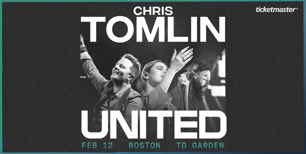 More Info for Chris Tomlin & United