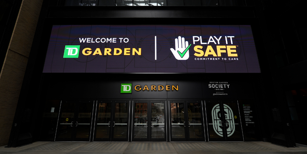 TD GARDEN NEW ENTRY REQUIREMENTS
