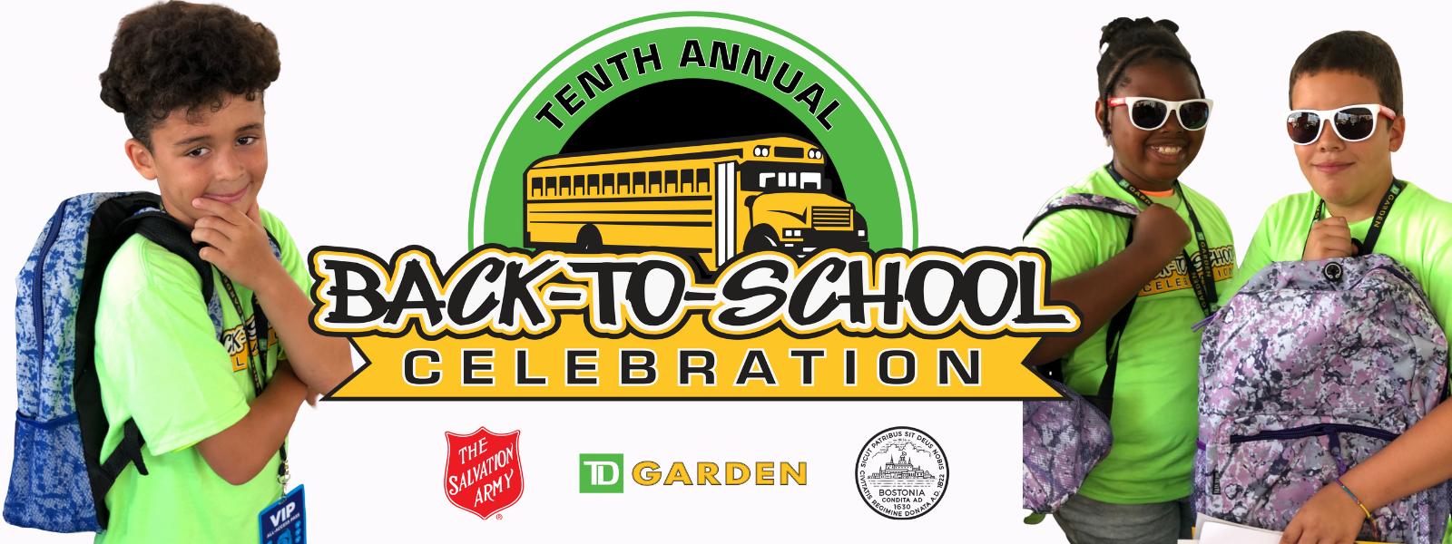 Register for Back-To-School Celebration