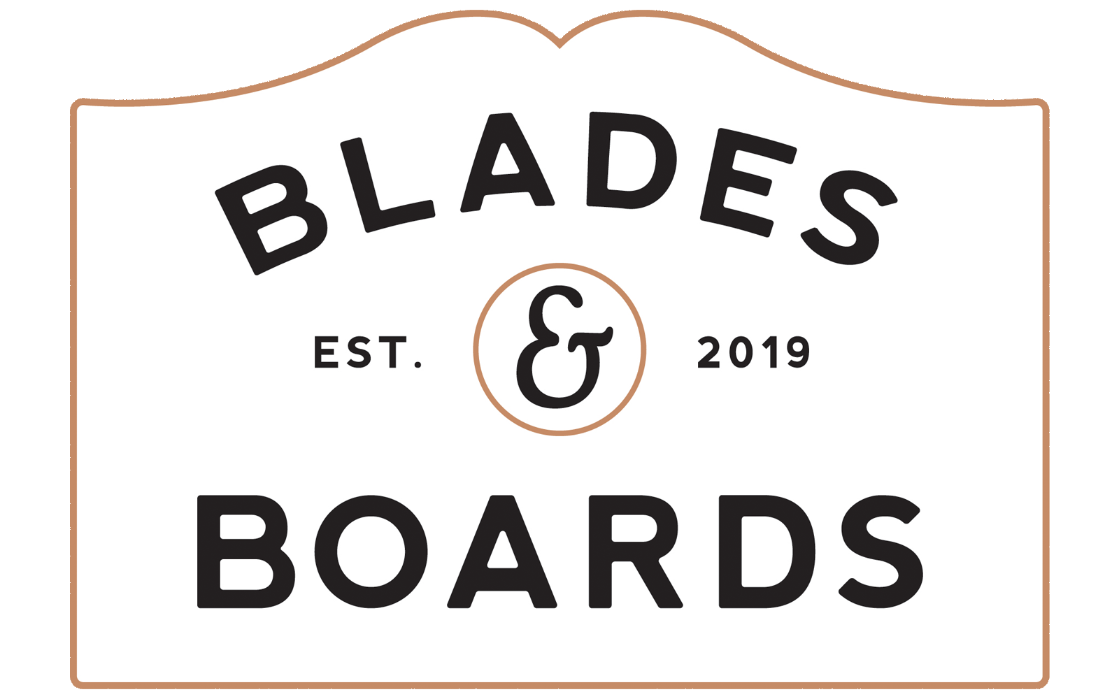 Blades and Boards Logo image