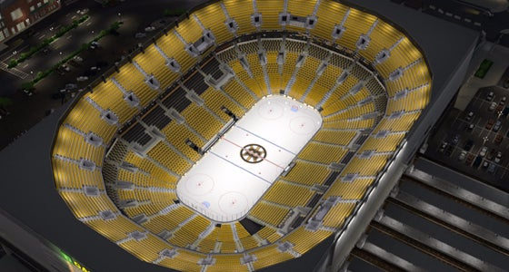 hockey - Td Garden Seating