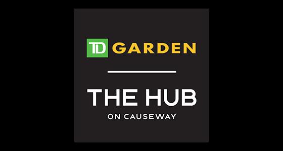 TD Garden Hub App Logo