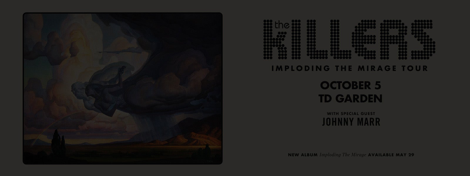 The Killers - Postponed